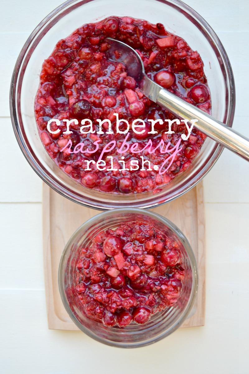 Large Of Cranberry Relish Recipe