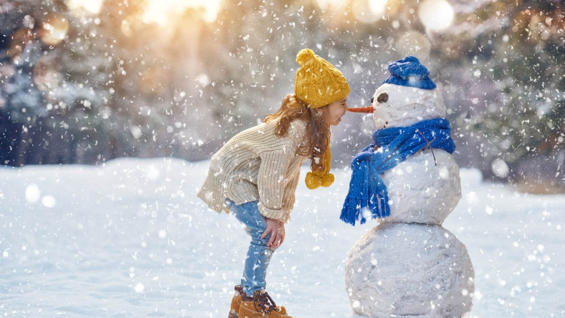 Winter Activities for Kids -Fun Things to Do When It's Cold Outside
