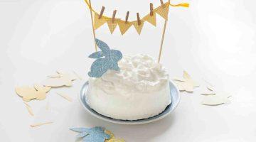 Easter Cake Cute Bunny Dessert Ideas for Easter Brunch or Dinner