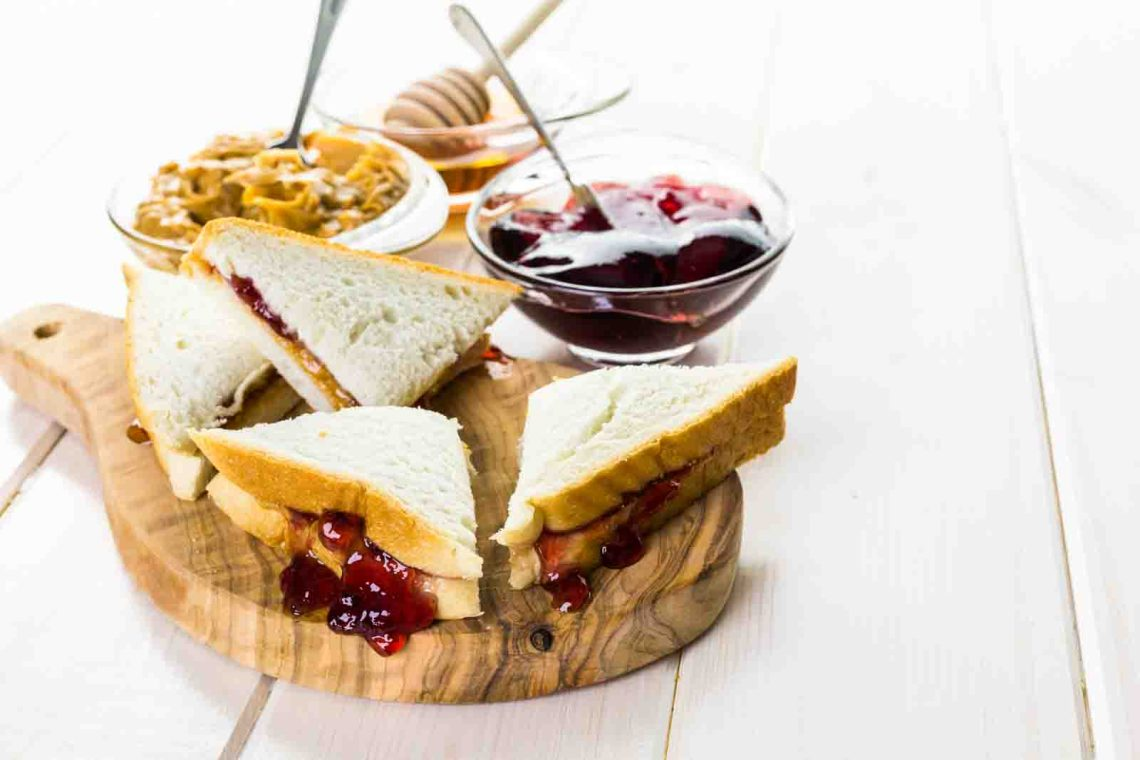 pbj gone gourmet- A Peanut Butter and Jelly Sandwich for Adults How to Make a Gourmet PBandJ PBJ recipe