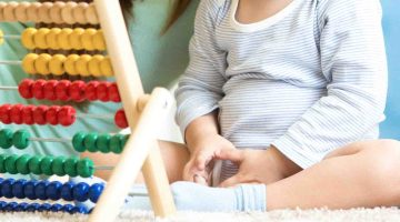 Early Childhood Education Encouraging Math Skills for Kids Begins with Baby