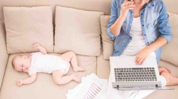 10 Tips for Work at Home Moms on Balance and How to Make Extra Income Stay at Home