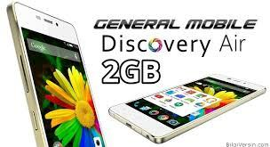 general mobile discovery air 2 format atma