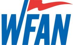 Sportsradio 1050 66 WFAN New York Jim Lampley Suzyn Waldman 25th Anniversary Francesa Russo Imus Carton
