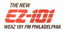 EZ 101 Easy 101.1 WEAZ WEAZ-FM Philadelphia