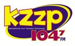 104.7 KZZP Mesa Phoenix ZZP Bruce Kelly Rick Idol Ron Don
