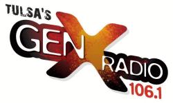 Gen X GenX Radio 106.1 Tulsa KTGX Kane