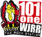 Variety 101 101.1 WJRR WVRI Orlando Rock