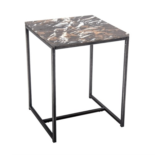 Medium Of Marble Side Table