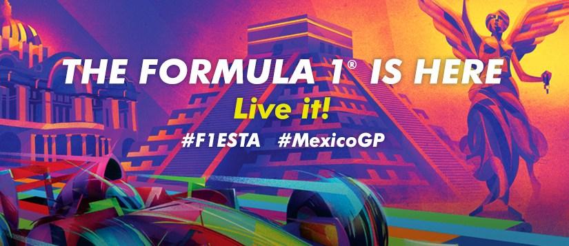 Fakta om Mexikos Grand Prix 2015