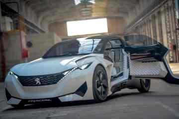 Peugeot Fractal concept (2015)