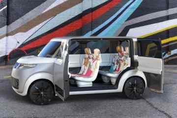 Nissan Teatro for Dayz concept (2015)