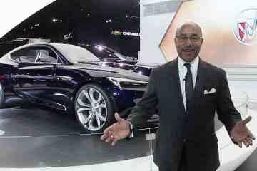 Ed Welburn on the Buick Avista concept