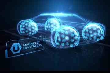 Goodyear Eagle 360 spherical tire concept