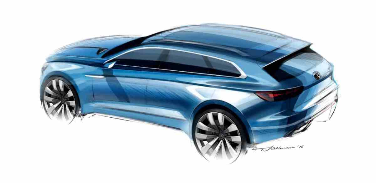 Volkswagen Previews Forthcoming Flagship with T-Prime Concept GTE