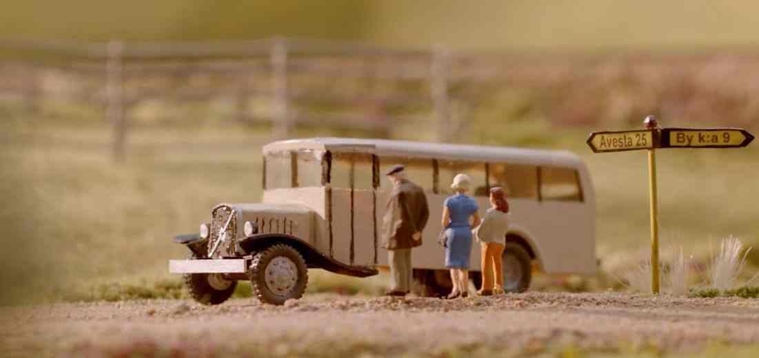 Volvo Miniatures film