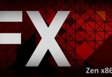 AMD Zen FX CPU