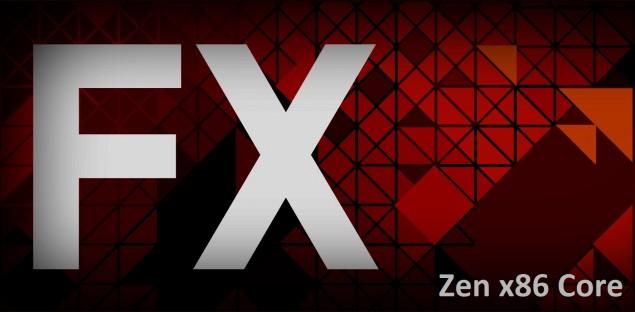 AMD Zen FX APU CPU