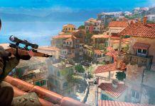 Sniper Elite 4 Marina