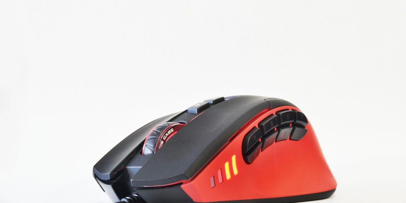 Natec Genesis GX85 frontal