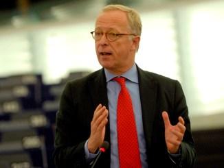 Gunnar Hökmark Foto: Europaparlamentet