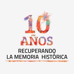 DVD 10 anos recuperando la memoria historica