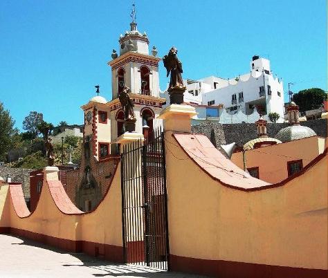 Santuario de san Miguel del Milagro