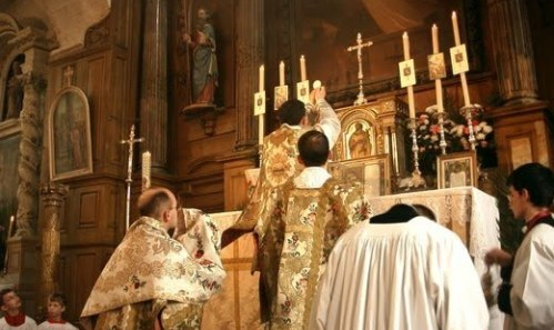 misa por las almas del purgatorio