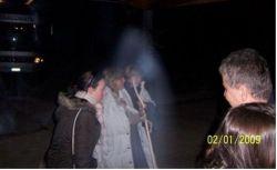 sombra en la foto de chicas de la parroquia del p garcia inza