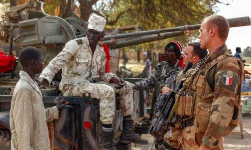 tropas francesas en mali
