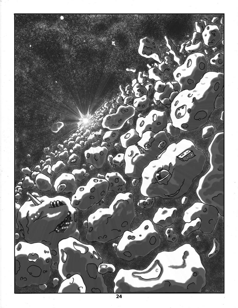 Forsaken Stars Issue Three, Page 24