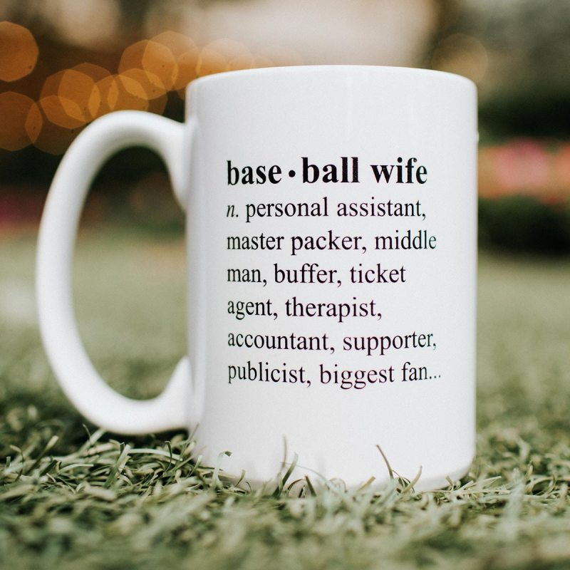Large Of Baseball Coffee Mug