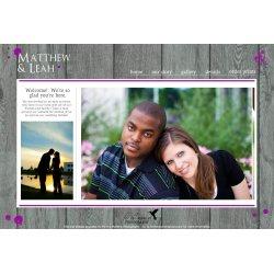 Small Crop Of Wedding Website Examples