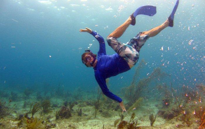 Ziggy under the sea by Cody