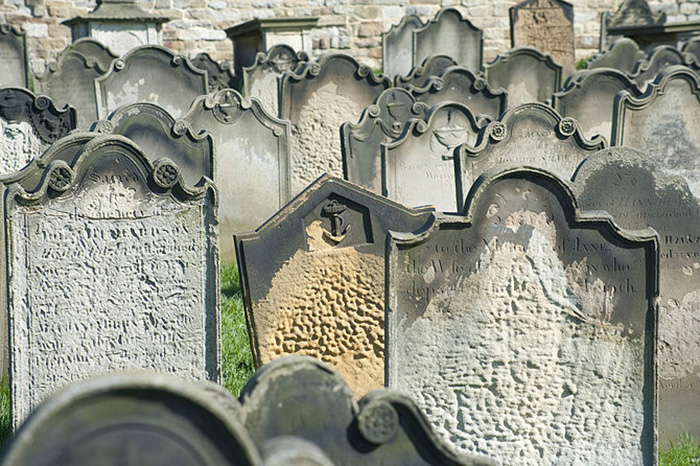 Old-headstones