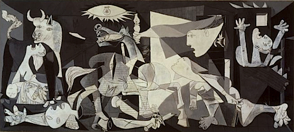 Guernica. Image: Wiki.