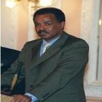 Isaias Afewerki, Eritrea