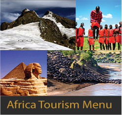key africa tourist atractions