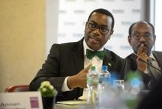 africa development bank chief
