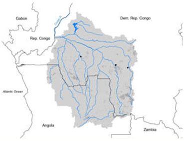 river kasai