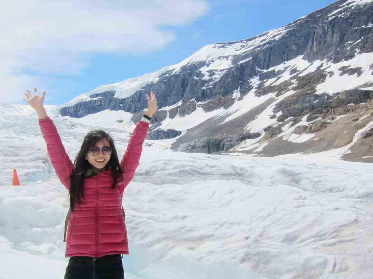 來一趟冰原歷險記─ 探訪哥倫比亞大冰原 (Columbia Icefield)