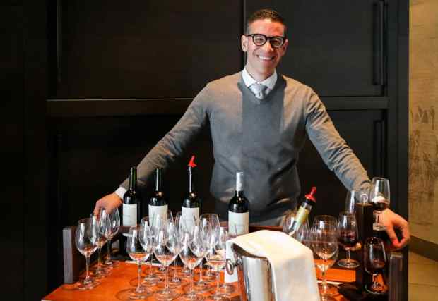 Argentine Winemaker Dinner at Pampa Vine & Dine