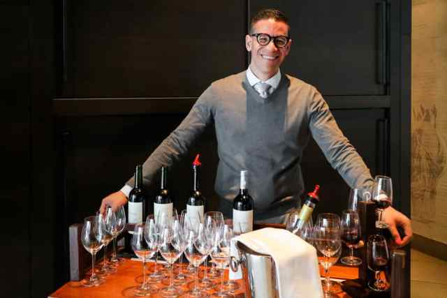 Argentine Winemaker Dinner at Pampa Vine & Dine