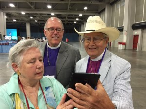 Katie and the bishops review statement on the US Supreme court ruling on marriage