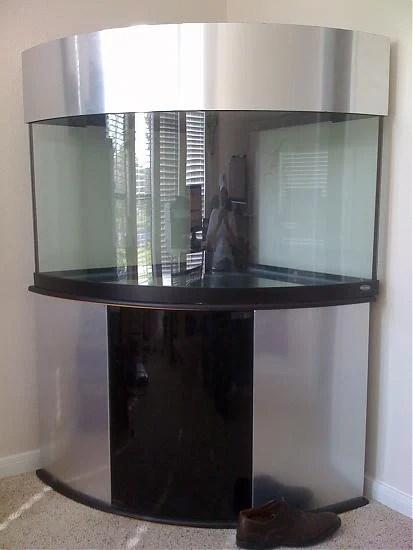 90 Gallon Corner Tank   Saltwaterfish Forum