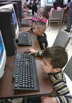 The Bruno Knaapen Technology Learning Center in Austin, Texas