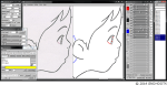 OpenToonz screenshot