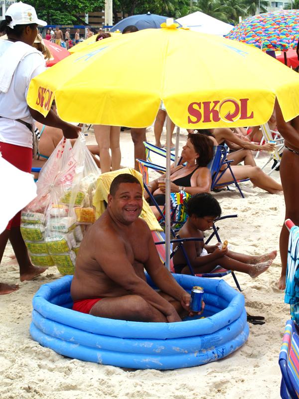 Копакабана пляж в Рио