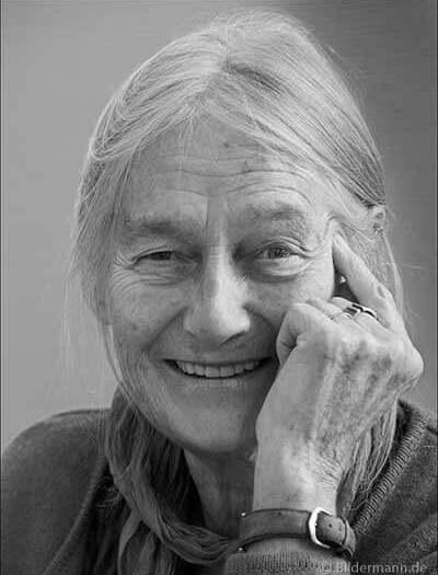 Portrait Prof. Evelyn Richter