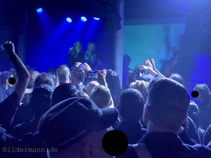 """Impression vom """"Tower Transmissiosn Festival""""; fot. Samstag, 26. September 2015"""